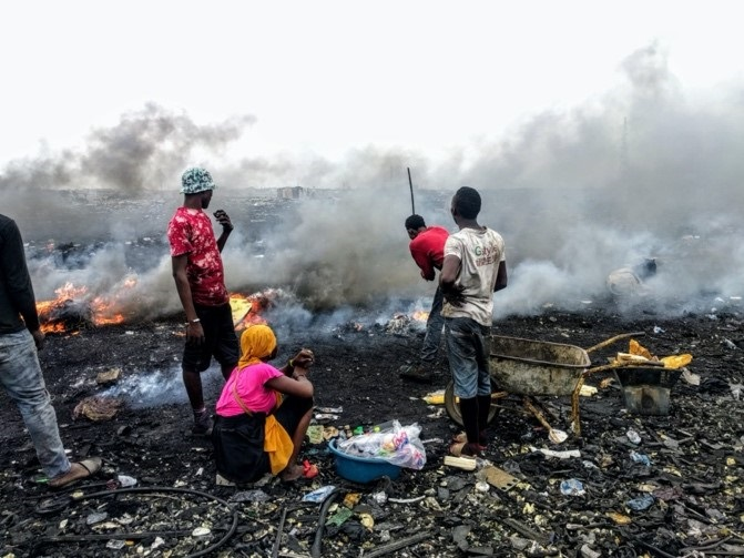 Soaring e-waste affects the health of millions of children, WHO warns